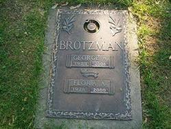 Flora A <i>Douthitt</i> Brotzman