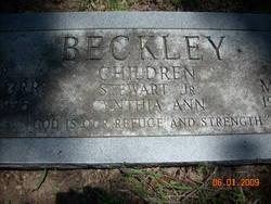 Cynthia <i>Orr</i> Beckley