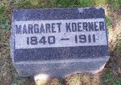 Dorothea Margarette <i>Riehm</i> Koerner