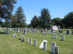Science Ridge Mennonite Cemetery