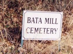 Bata Mill Cemetery