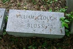 William Clough Bloss
