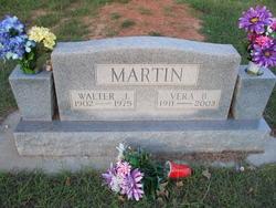 Vera B. <i>McDaniel</i> Martin