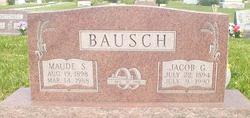 Maude E <i>Seely</i> Bausch