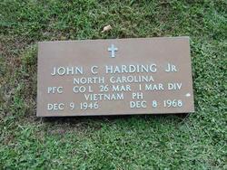PFC John Charles Harding, Jr