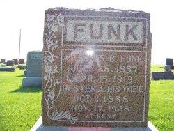 Corp Charles B Funk