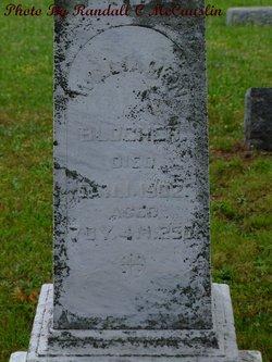 William W Blocher