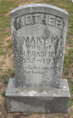 Mary Penelope <i>Patterson</i> Brasfield