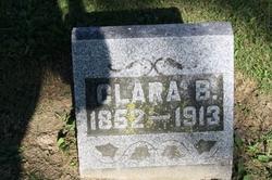 Clara Bell <i>Ozias</i> Ozias