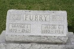 Jessie <i>Ozias</i> Furry