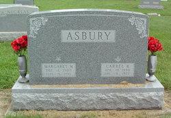 Carrel Russell Asbury