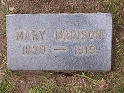 Mary <i>Ryan</i> Madison