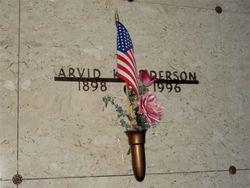 Arvid K Anderson