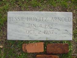 Bessie Hoytez Arnold