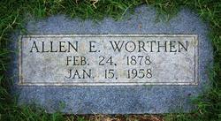 Allen Edward Worthen