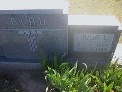 Julia Louisa Lulu <i>Rubottom</i> Blau