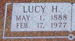 Lucy Brown <i>Harris</i> Garton