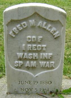 Fred M. Allen