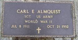 Carl E. Almquist