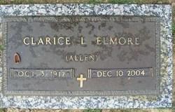 Clarice L. <i>Allen</i> Elmore