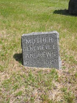 Genevieve E. <i>La Mere</i> Andrews