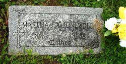 Martha F. Gronewold