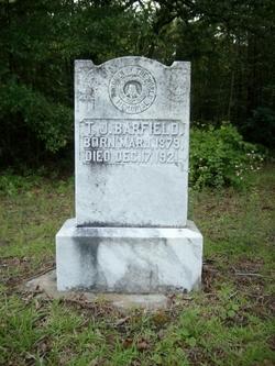 Thomas Jefferson Barfield