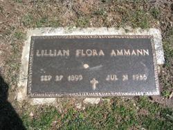 Lillian Flora Ammann
