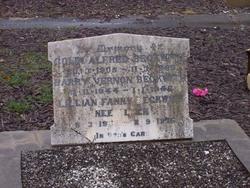 Lillian Fanny <i>Wakefield</i> Allen