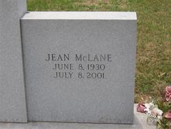 Lessie Jean <i>McLane</i> Mobley