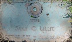 Sara C Lillie