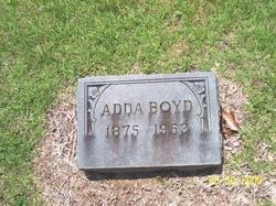 Adda Boyd