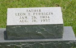 Leon E Perrigin