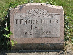 T. Maxine <i>Miller</i> Hall