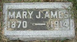 Mary Josephine <i>Taylor</i> Ames