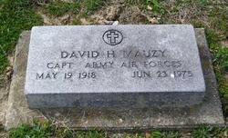 David H Mauzy
