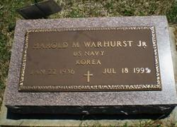 Harold M. Warhurst