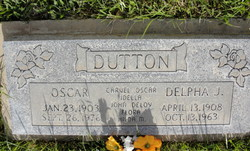 Delpha Josephine <i>Shakespeare</i> Dutton