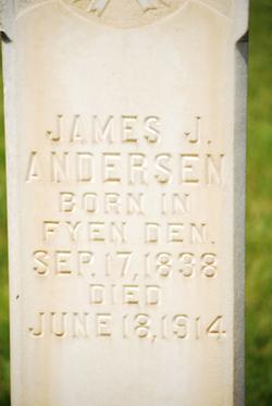 James Jorgen Andersen