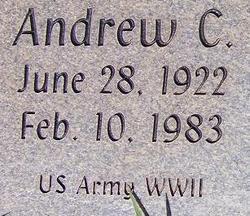 Andrew C. Babcock
