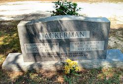 Benjamin Fletcher Ackerman