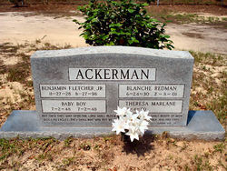 Benjamin Fletcher Ackerman, Jr