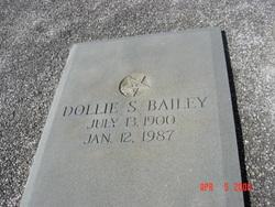 Dollie <i>Strickland</i> Bailey