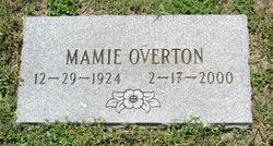 Mamie Overton