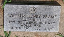 William Henry Frame