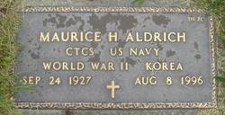 Maurice H. Hank Aldrich