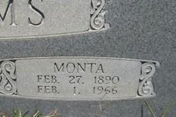 Monta Adams