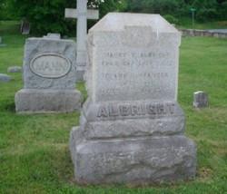 Clara M. <i>Sesinger</i> Albright