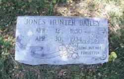 Jones Hunter Bailey