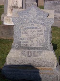 Harriet Edwards <i>Melcher</i> Ault